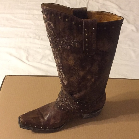 13b7df90126 Old gringo boots